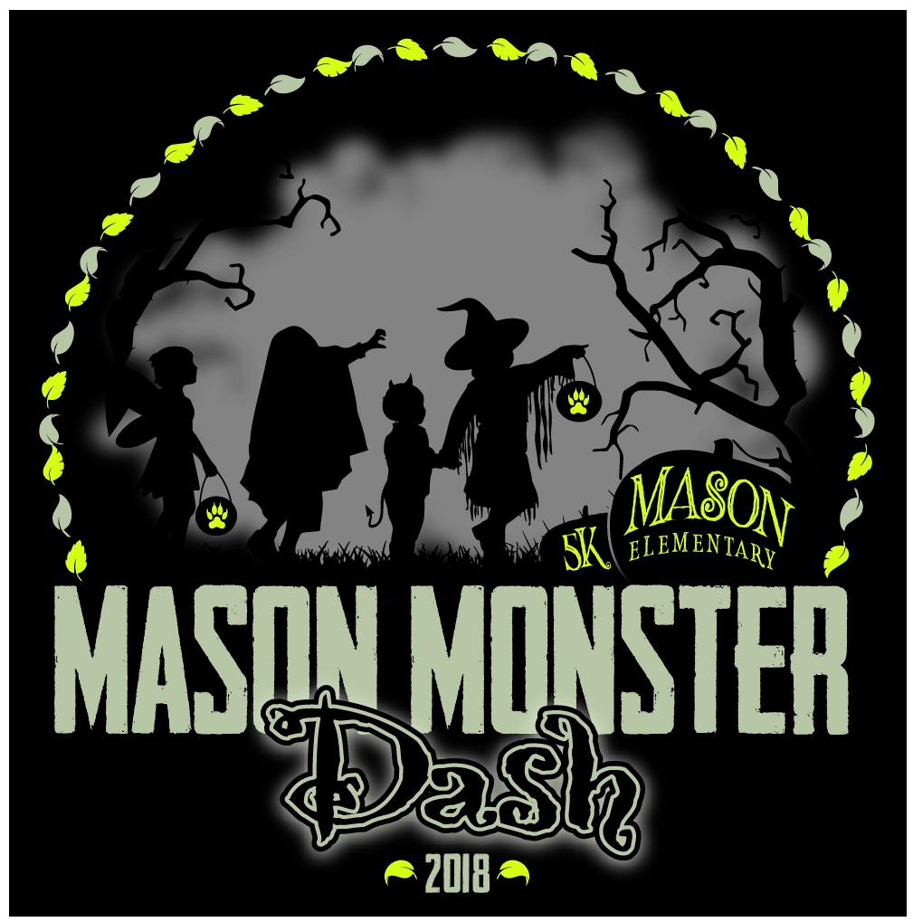 Mason Monster Dash